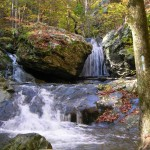 Use hiking apps to find waterfalls